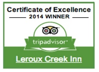 Leroux Creek Trip Advisor Bb
