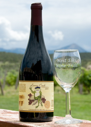 West Elks Wine Trail Leroux Creek Vineyards, CO