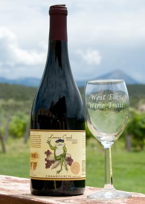 West Elks Wine Trail Leroux Creek Vineyards, CO